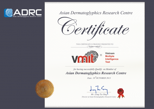 VMIT + Tre- ADRC certA3-01