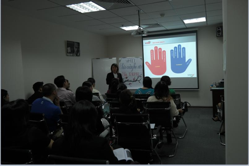 Chương trình training khóa 02/2014