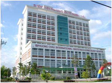Chương trình Test vân tay cho các bé ở Bệnh viện phụ sản Quốc Tế Phương Châu – Tp. Cần Thơ