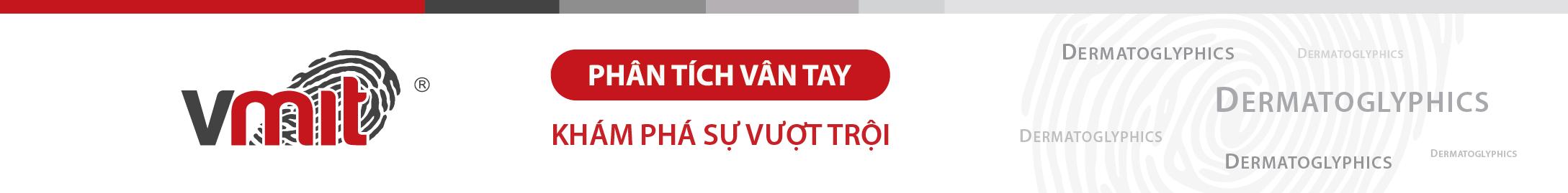 VMIT – Sinh trắc dấu vân tay | Phân Tích Dấu Vân Tay